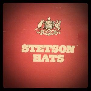 Stetson Cowboy Hat 4X Beaver XXXX